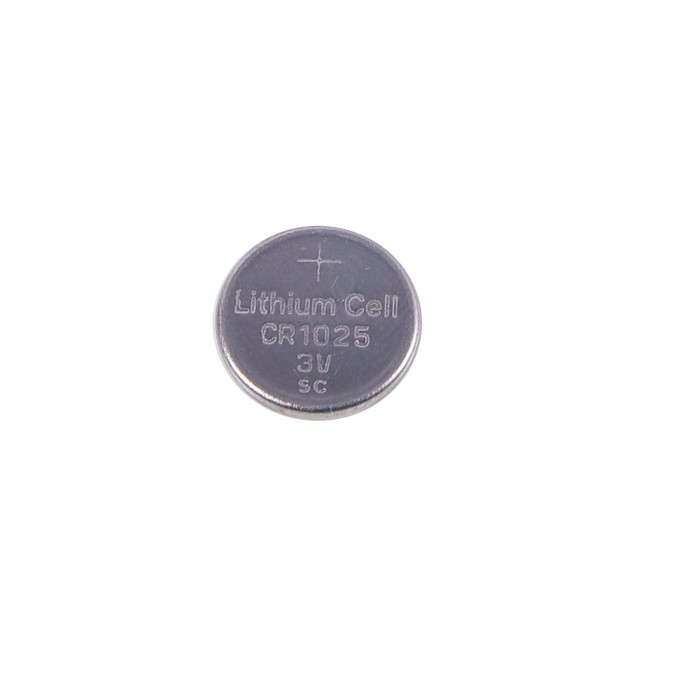 Watches batteries CR1025 li-ion button cell battery CR1025 CR927 3V