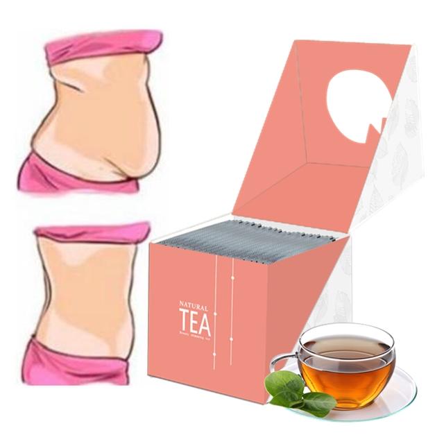 чай для похудения болит живот
