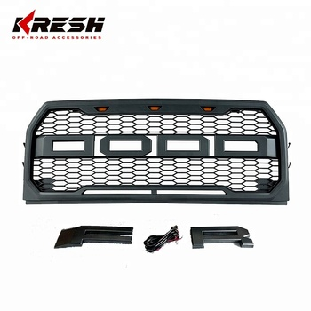 2015 2017 Raptor Style Grille F150 Raptor Grill For Ford F150 Buy F150 Grille Raptor Grille For F150 Front Grill Product On Alibaba Com