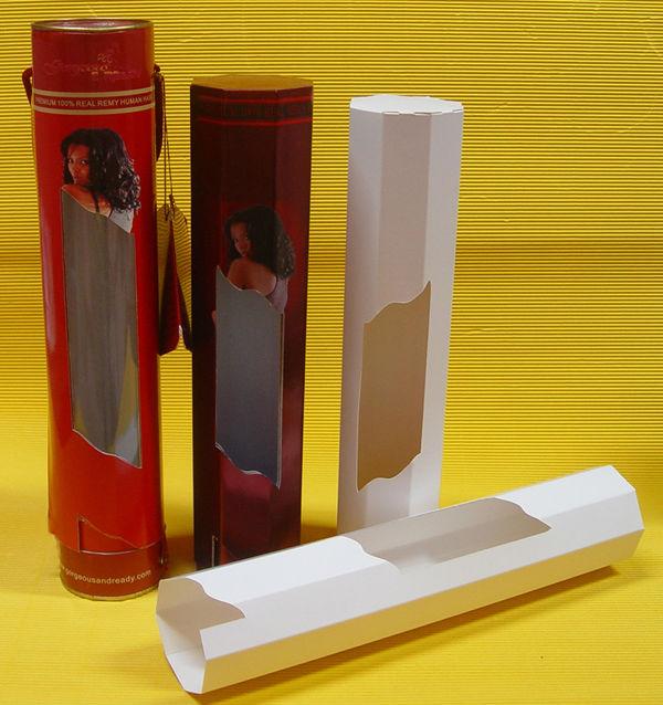 Custom Paper Packaging Hair Extension Box Wholesale Buy Hair