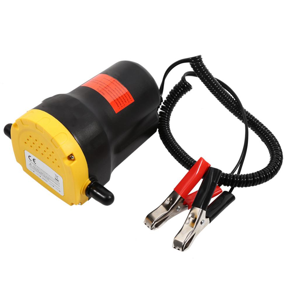 Pumpen, Teile Und Zubehör Sanitär Motoröl Pumpe 24 V 12 V Elektrische Flüssigkeit Sumpf Einfangen Austausch Transfer Saugpumpe