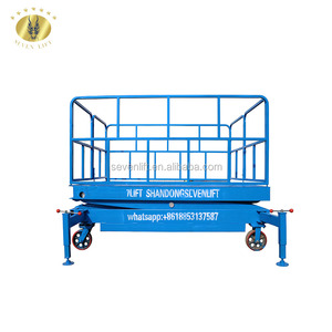 300kg Electric Hydraulic Lift Scaffolding For Sale, Wholesale ... on