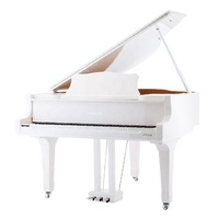 Spyker High-end professional Digital White baby Grand Piano china HD-W152 kawai k Style for hotel/bar/Villa