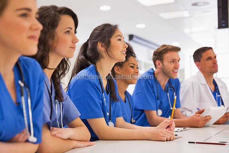 2017 High Quality Fashion Medical Nurse Hospital Staff Uniforms ...