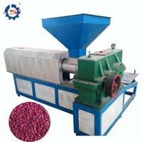 hot PET bottle flakes crushing recycling washing machine line/plastic cutting machine