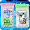 new design mobile phone waterproof cell phone bag