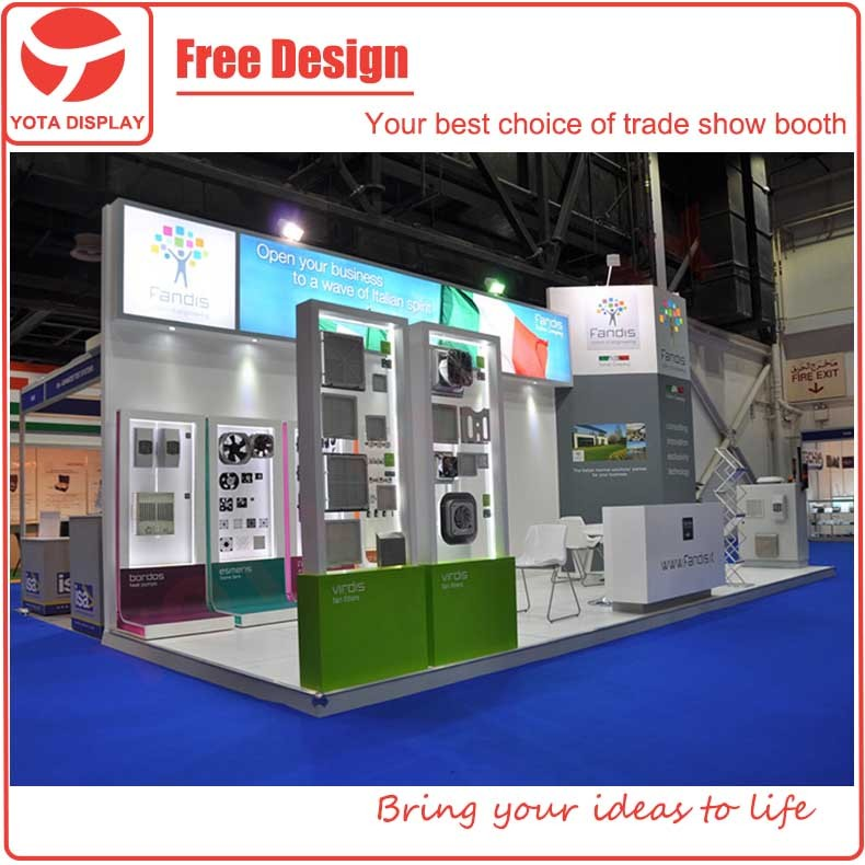 Trade Show Booth Number : Yota offer booth d trade show stand from