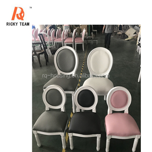 Hot sale pink small louis chair kids chair /Franch style XIV wedding event chair /kids furniture