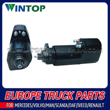 High Quality auto starter motor parts for Volvo 0001416009