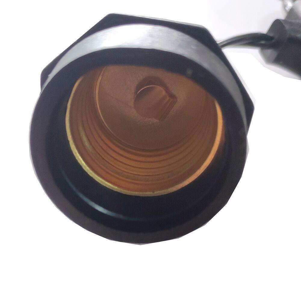 メーカー屋外防水ぶら下げループ led ストリングライトパティオライト文字列