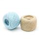 Natural 100% Jute Thread Yarn Craft Knitting Crochet Lot , DIY Customized Craft Jute Twine Rope