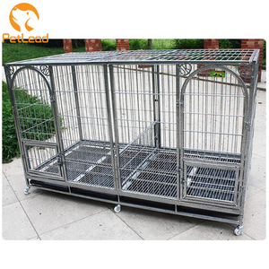 High quality Iron super large dog cage china pet heavy duty dog cage