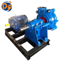 Diamond mining dredge pump slurry pump