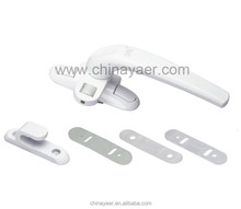 Internal and External Window Handle Inward and outward Open Lock Patio Door Handle