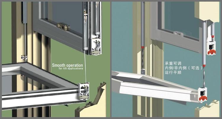 Single Hung Window Lock Spacer : United state of america style sliding windows usa caldwell