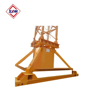 Luffing Jib Tower Crane D120(id:8389497). Buy China tower