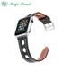 Good Quality Cheapest Custom Leather Western Watch Band Watch Strap Leather For Smart Watch