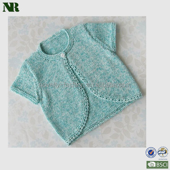 Fashion design cashmere knitting patterns baby girls sweaters