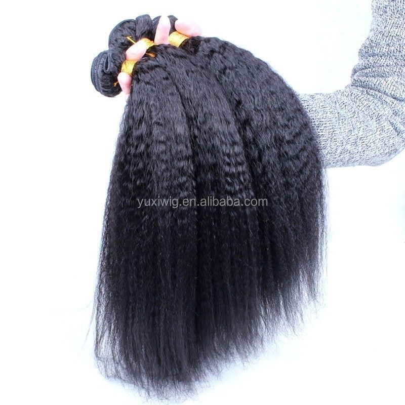 12''-30'' inch Kinky Straight hair extension