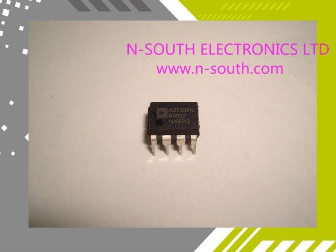 Original New Adi Dip/smd Integrated Circuit Ic Chip Ad620an