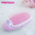 PRITECH Portable Electric Scalp  Battery Operated Ionic Hair Styling Brush