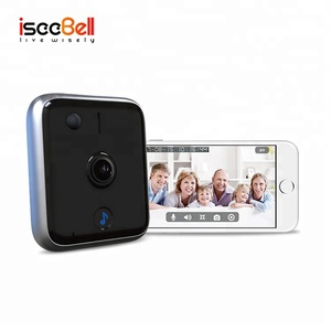 IIS Wide Viewing Angle Wireless Homemade Video Door Phone Remote Unlock Intercom