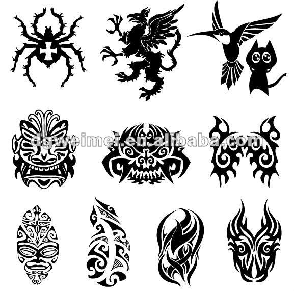 water overdracht tijdelijke tribal tattoo met de nieuwste ontwerpen tijdelijke tattoo product id. Black Bedroom Furniture Sets. Home Design Ideas