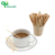 Unique disposable bamboo coffee stirrers sticks