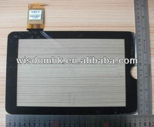 For Toshiba Thrive At105 At100 Touch Screen Digitizer Glass Panel