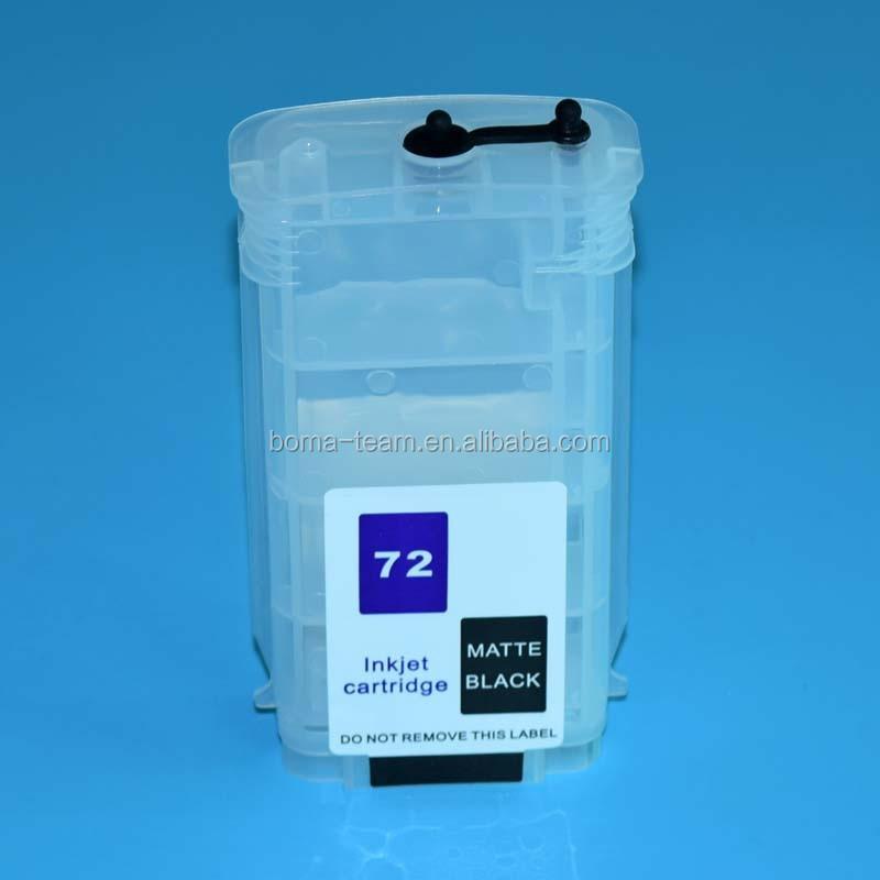 Bulk Ciss Ink Cartridge For Hp T770 Plotter Cartridge 72