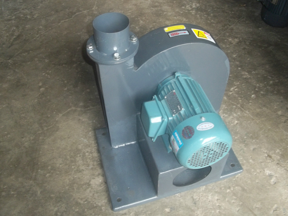 Recycling Plastic Blower : China factory supply high pressure blower waste material