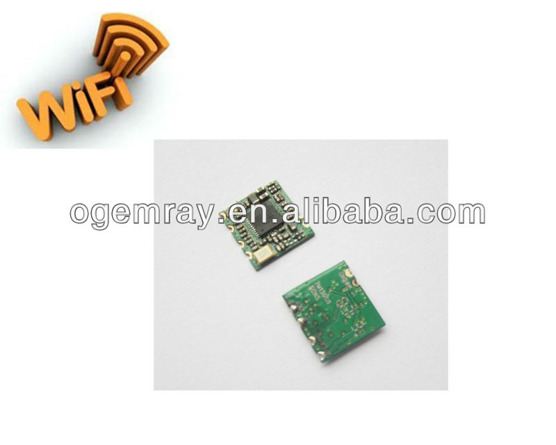 802.11b/g/n wifi module with 7601 chip