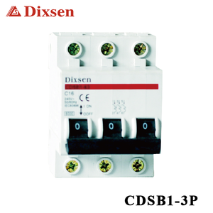 C45N 3 Phase 3 Pole MCB Circuit Breaker