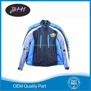 Long working life cordura motorcycle jacket of motorcycle spare parts