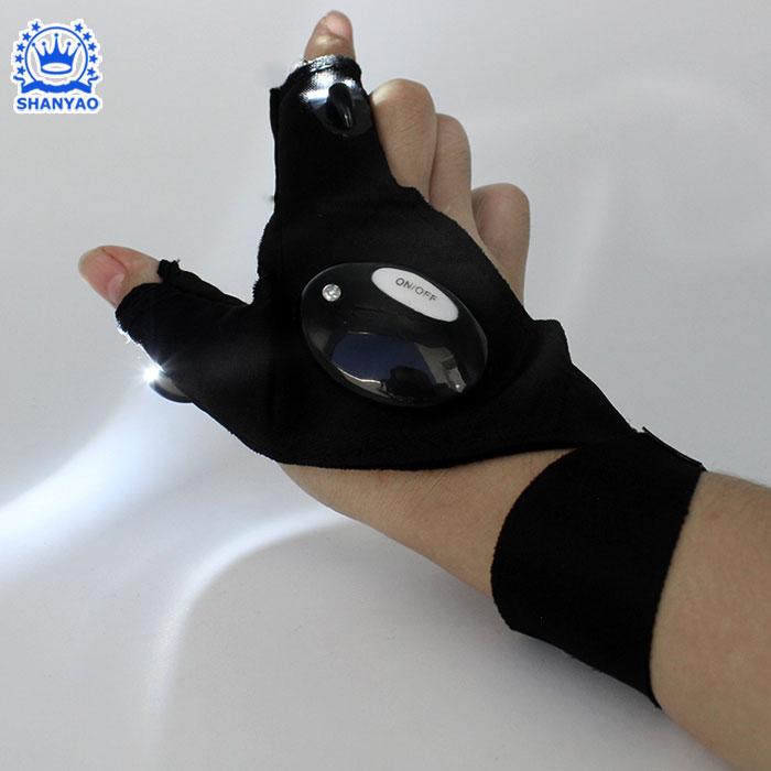 Ou Buy Lampe De Poche Doigts Etc Led gants Magique Sans Pêche Dans Réparation Pour Led La L'obscurité Gants Sangle 80yONnwmv
