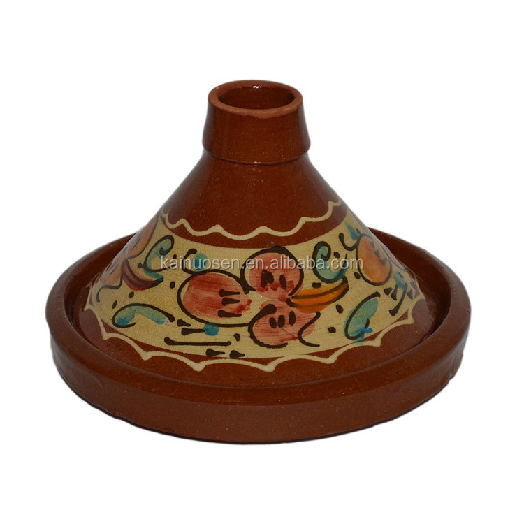 Moroccan Small Cooking Tagine Lead free