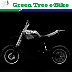 Motorized motorcycle tandem bicycle 72V 7500W mid drive electric bikes for  sale