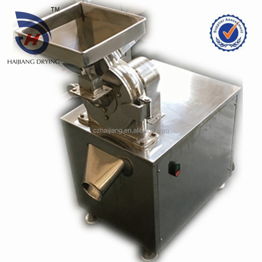 small model grinding sugar machine for foodstuff