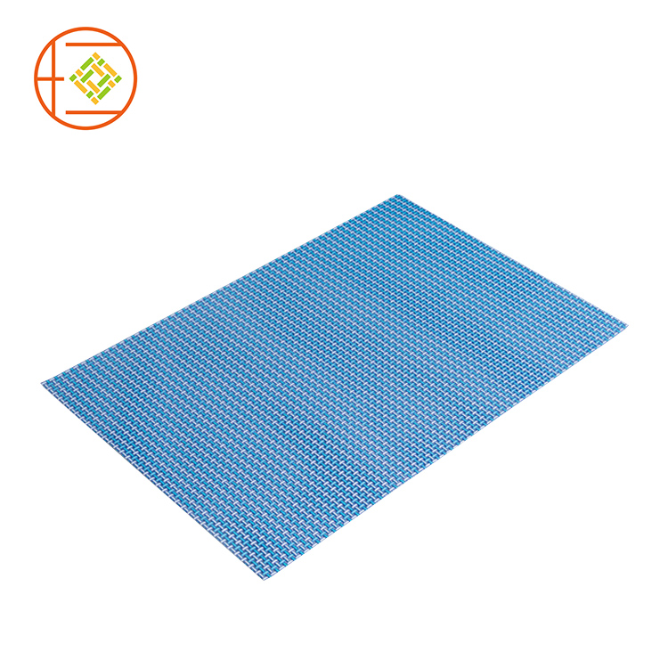 Mats & Pads Water-proof Dining Dish Pads Coaster High Quality Non-slip Pvc Placemat Hollowed-out Table Decor Mat Kitchen Accessories We Take Customers As Our Gods