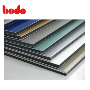 China Solobond Aluminum Composite Panel Wareboard/di Panel Composite Bond Aluminium