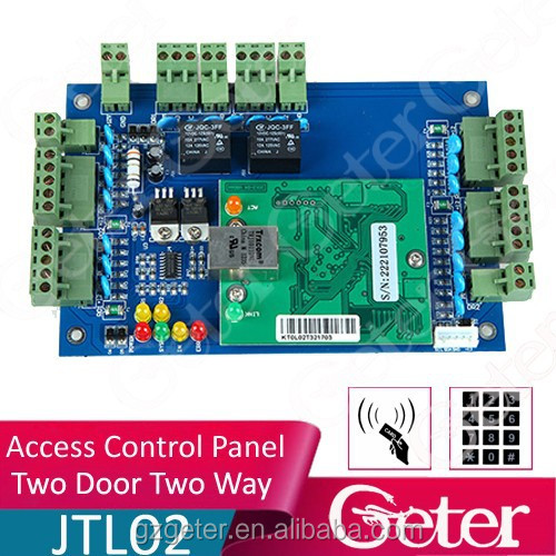 Wiegand Mutli Door Access Control Panel / access control board