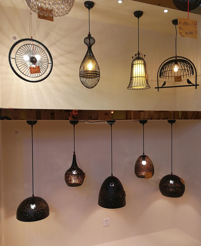 Factory Sales Modern Hanging Lights Indoor Hanging Pendant Lamp For ...