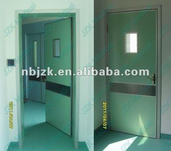 Hospital Automatic Manual Swing Operating Theatre Hermetic door & Hospital Automatic Manual Swing Operating Theatre Hermetic Door ...