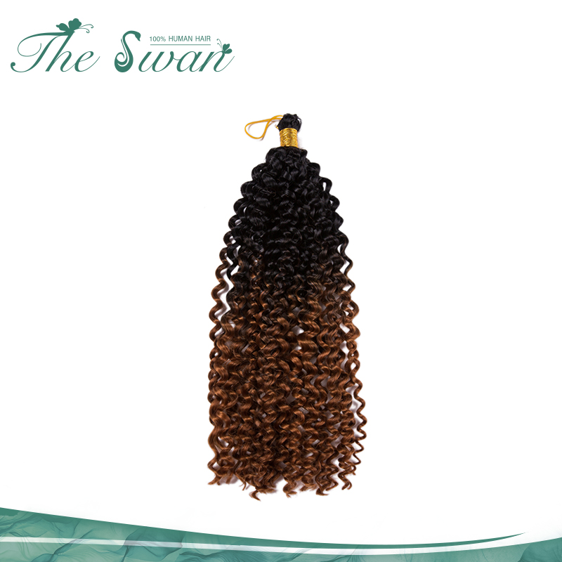 Swan Direct Hair Factory Indian Water Wave New Golden Synthetic Hair
