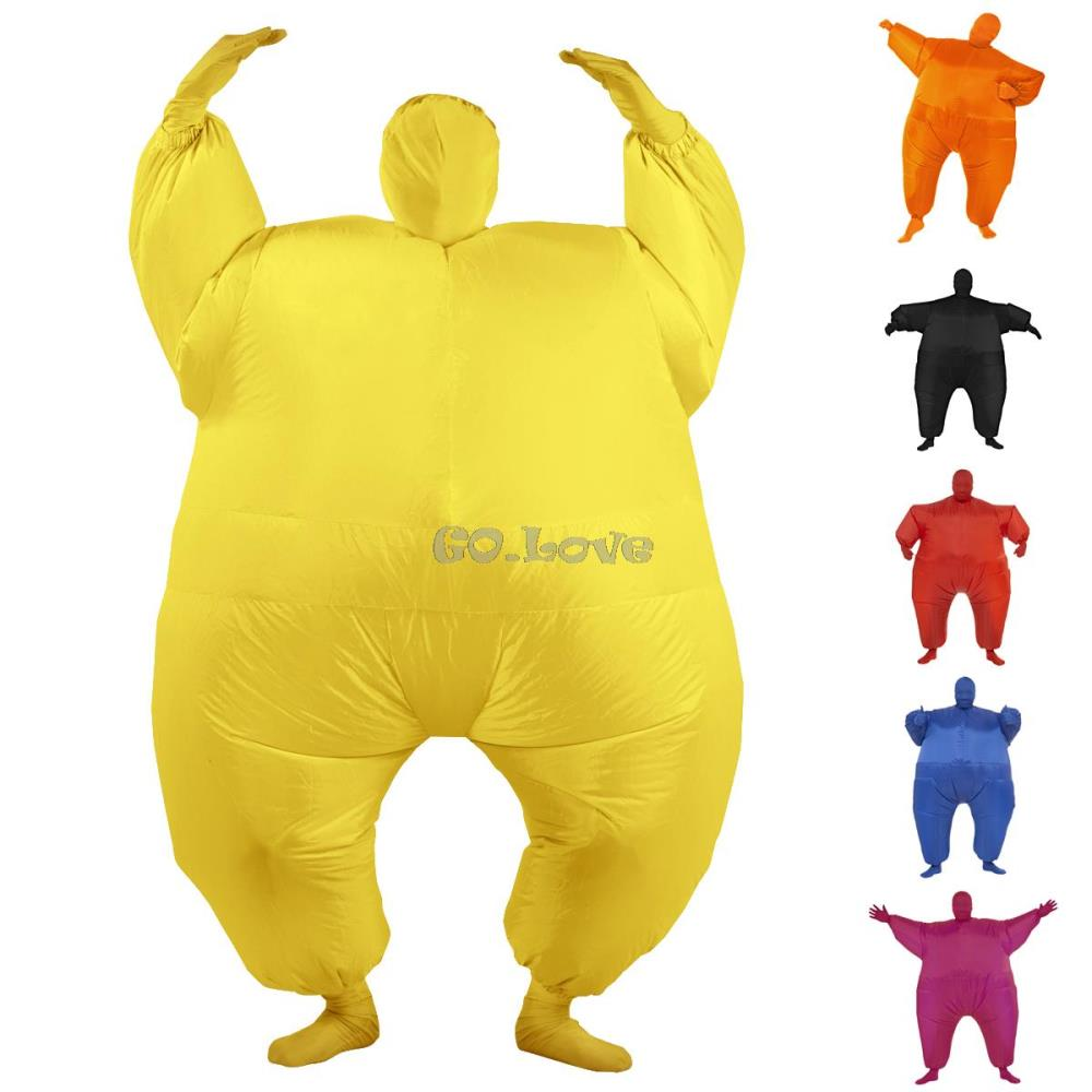 Adult Chub Pure Color Sumo Suit Inflatable Blow Up Color Full Body Costume Jumpsuit  sc 1 st  Alibaba & Cheap Double Inflatable Sumo Suit find Double Inflatable Sumo Suit ...