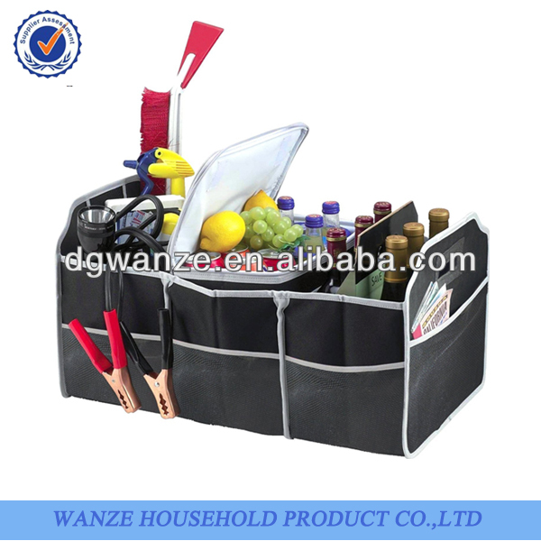 collapsible car tool organizer / car trunk organizer