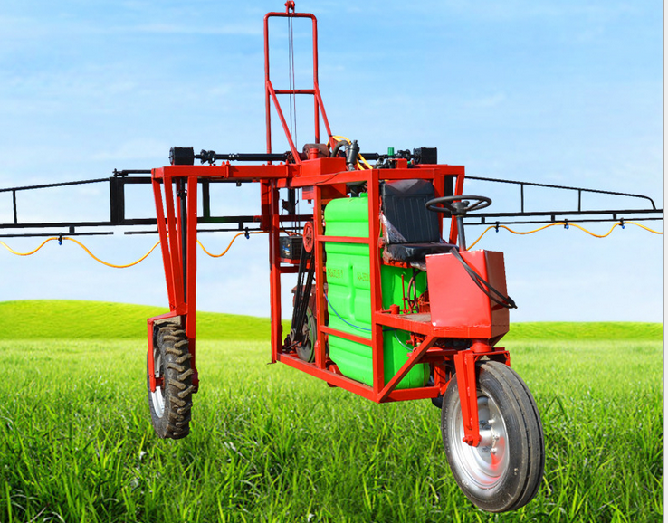 2014 hot sale Self Propelled boom sprayer for corn