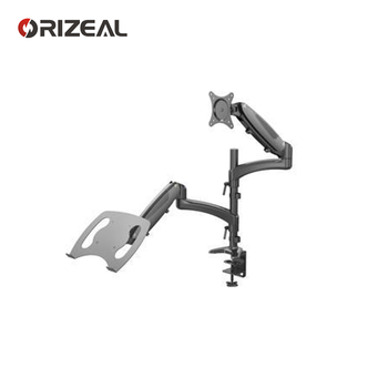 Sensational Adjustable Aluminium Laptop Notebook Computer Monitor Stand Desk Mount Bracket Clamp Tilt Swivel Dual Arm Support Holder Buy Lcd Mount Desk Lcd Home Interior And Landscaping Mentranervesignezvosmurscom