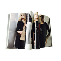 Glossy Lamination Promotion Magazine/Catalogue/Booklet Printing,A4 Brochure
