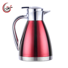 Stainless steel coffee milk water jug with handle